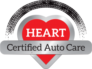HEART Aauto Care Logo