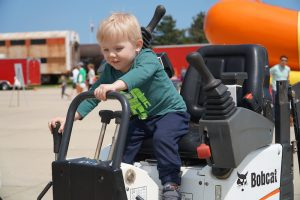 Touch A Truck Family Festival, Kohl Children's Museum of Greater Chicago