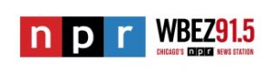 NPR WBEZ logo