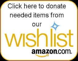 Amazon Smile Wish List