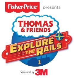 Thomas & Friends Explore the Rails