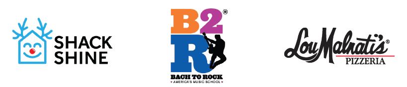 Goblin level sponsors: Shack Shine, Bach To Rock, Lou Malnati's